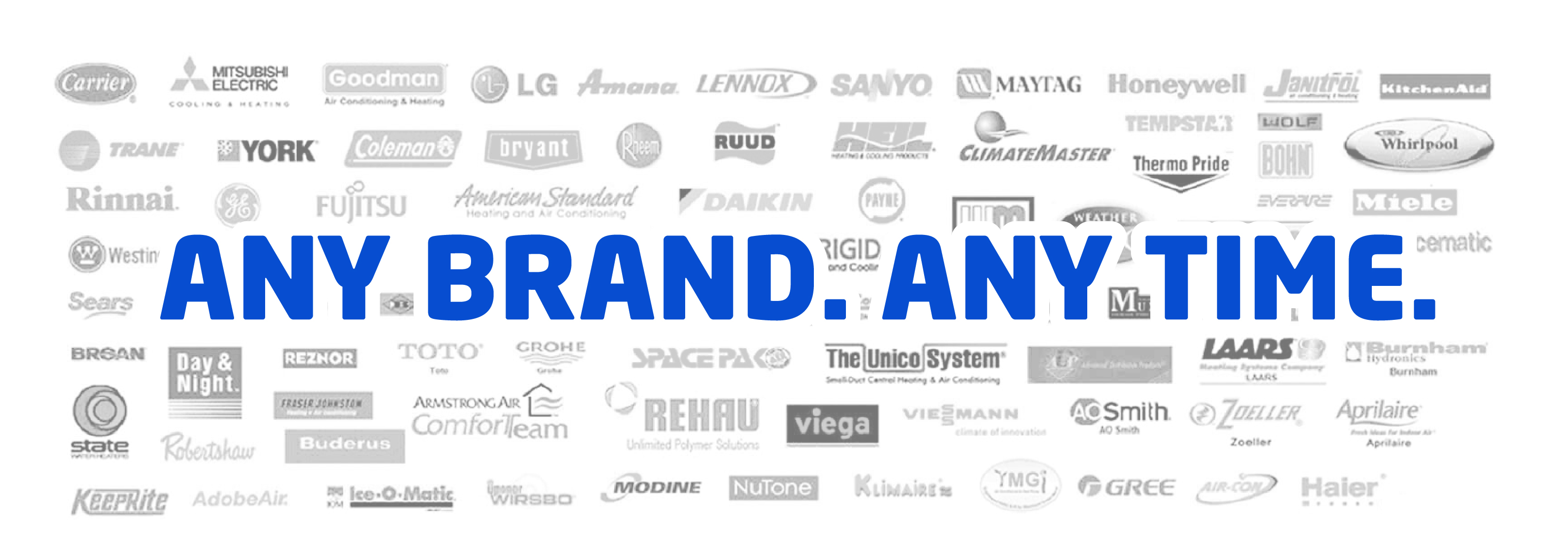 Any Brand Any Time