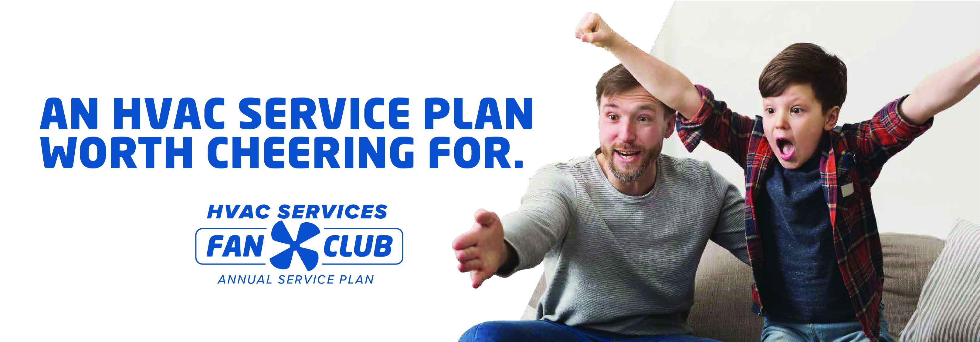 HVAC Service Plans Available